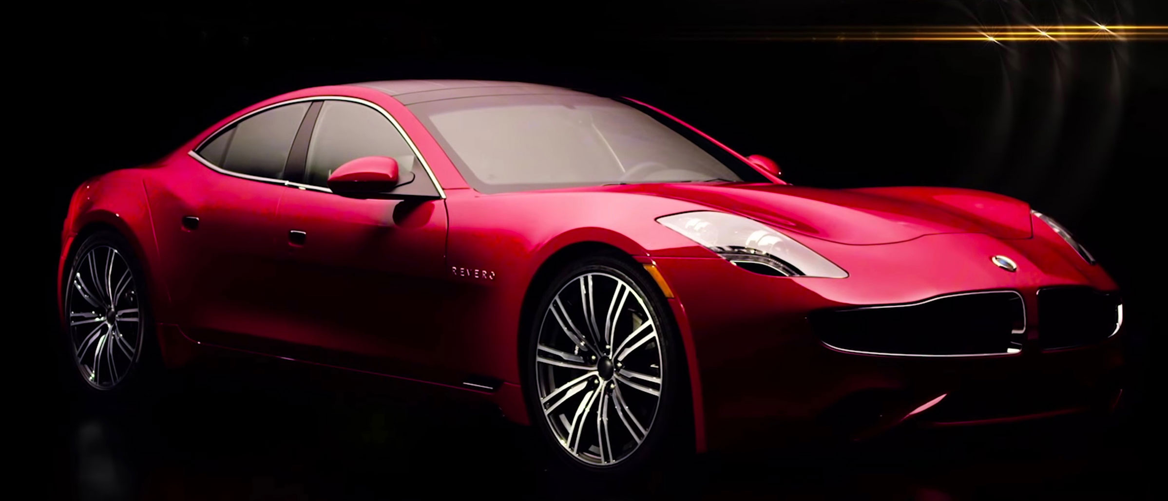 First Look At The Karma Revero