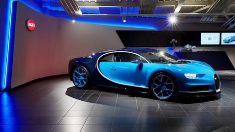 Bugatti Gstaad is Now Open for All Car Lovers