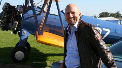 Daniel Krauss. Co-Founder and CEO of Giorgio Capone. Düsseldorf, Germany