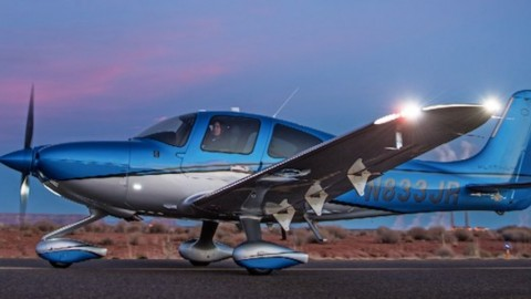 G6 from Cirrus Aircraft Takes Flying to the Next Level
