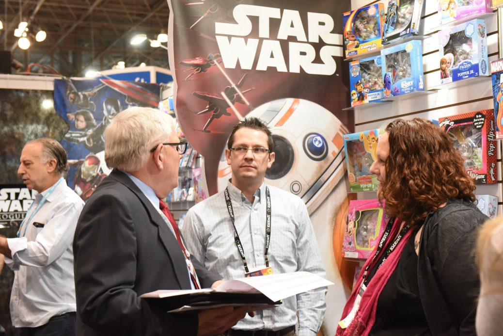 Top Toy Trends of 2017 Announced at New York Toy Fair