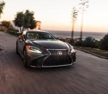 Lexus Reimagines Global Flagship Sedan