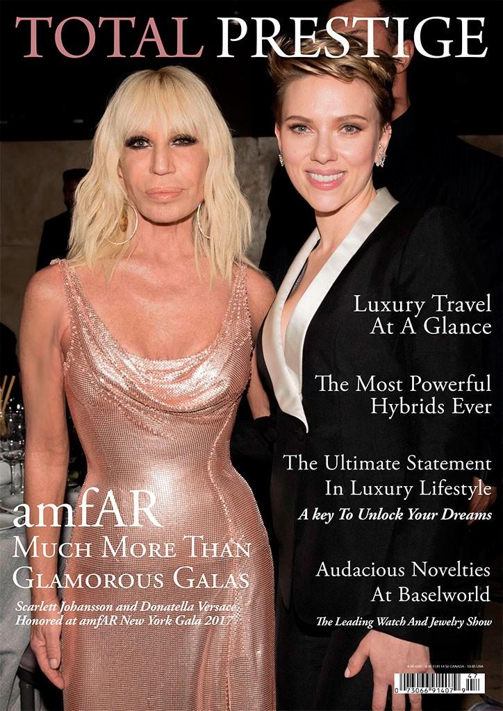 Totalprestige Magazine Print Edition