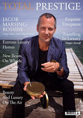 Totalprestige Magazine August 2017