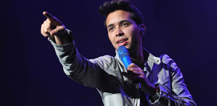 Prince Royce - Five Tour