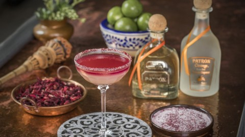 "Coralina Margarita has been chosen as the 2017 Patrón ""Margarita of the Year."""