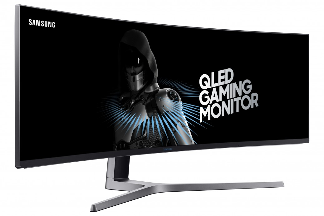 World's First Ultra-Wide 49-inch Monitor Delivers Exceptional Visuals and Immersive Gameplay