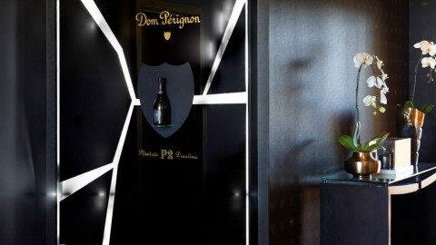 Inside the Dom Perignon Suite at the One & Only, Cape Town