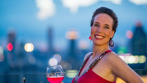 Nathalie Guetermann. Travel and Lifestyle Expert. Bangkok, Thailand