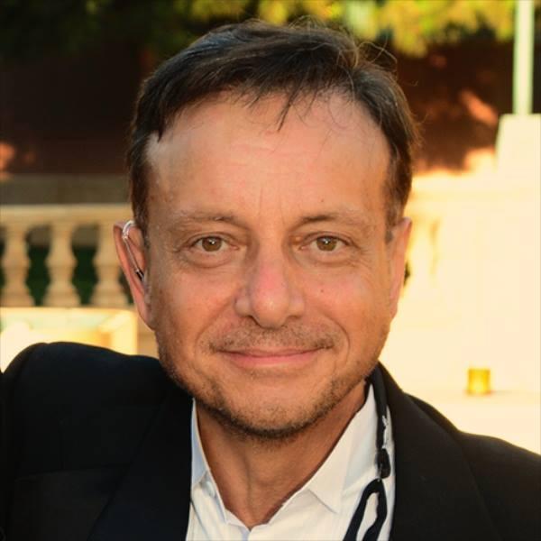Stefano Riznyk, CEO and Chief Creative Director of Antonio Stefano