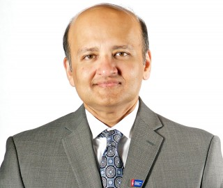 Dr. Amit Kumar, Chairman, President & Chief Executive Officer of ITUS Corporation