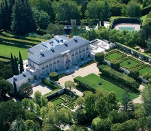 Iconic $350M Bel Air Estate Becomes Most Expensive U.S. Residential Listing