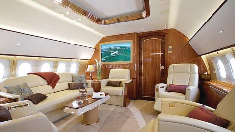 Passport To 50. A $14 Million Private Jet Trip