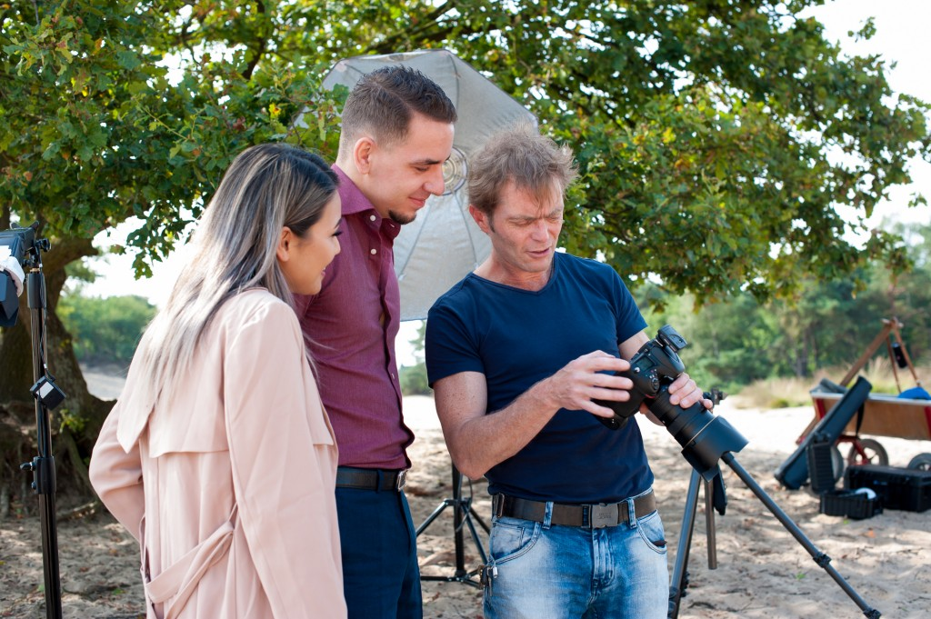 September 17, Cover and Cover Story Photo Shoot. The Making-Of-1