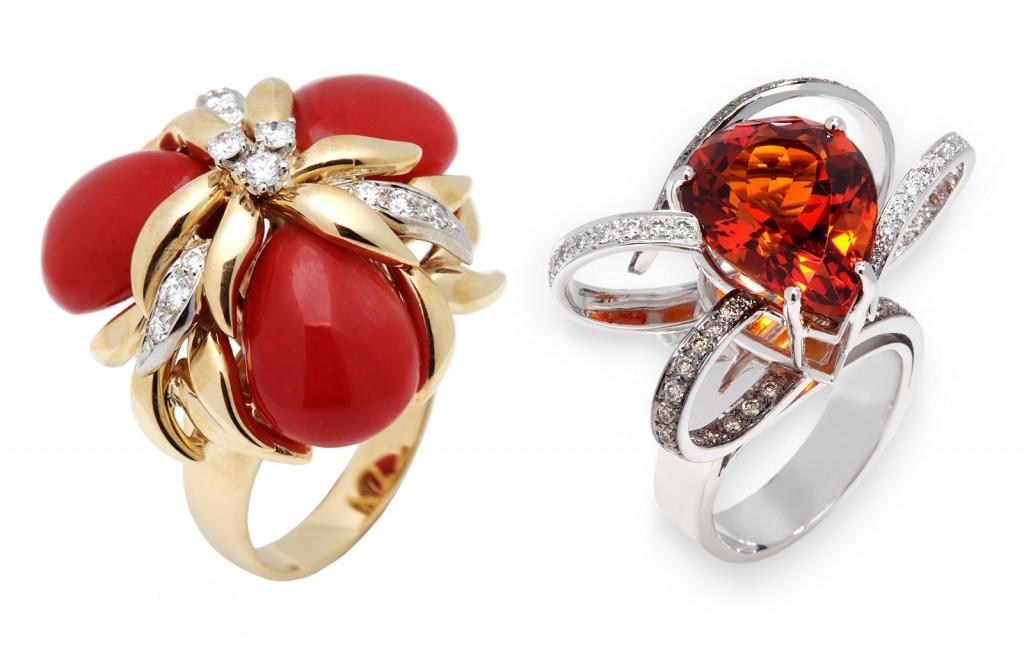 Alexandra Itouna rings
