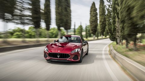 Maserati's New Jewel