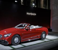 Sensual Purity, The New Maybach S 650 Cabriolet