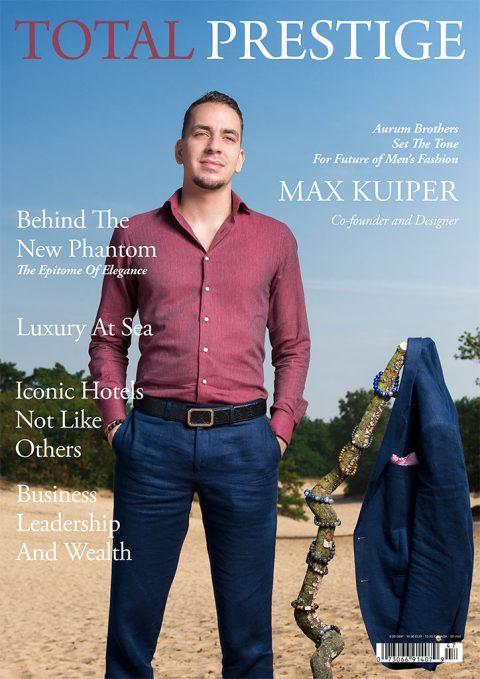 September 2017 Magazine Cover