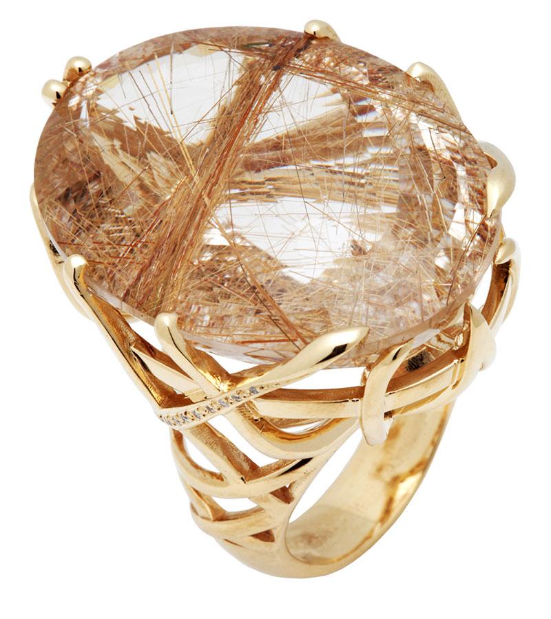 Alexandra Itouna ring