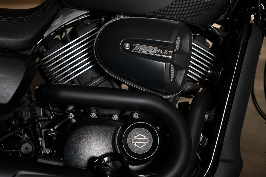 The Harley Davidson Street Rod 2017 750cc of Adrenaline-6
