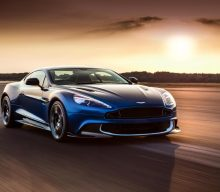 Aston Martin Vanquish S Takes the Next Level in the World of Supercar
