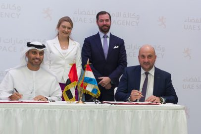 Luxembourg and the UAE to cooperate on space activities