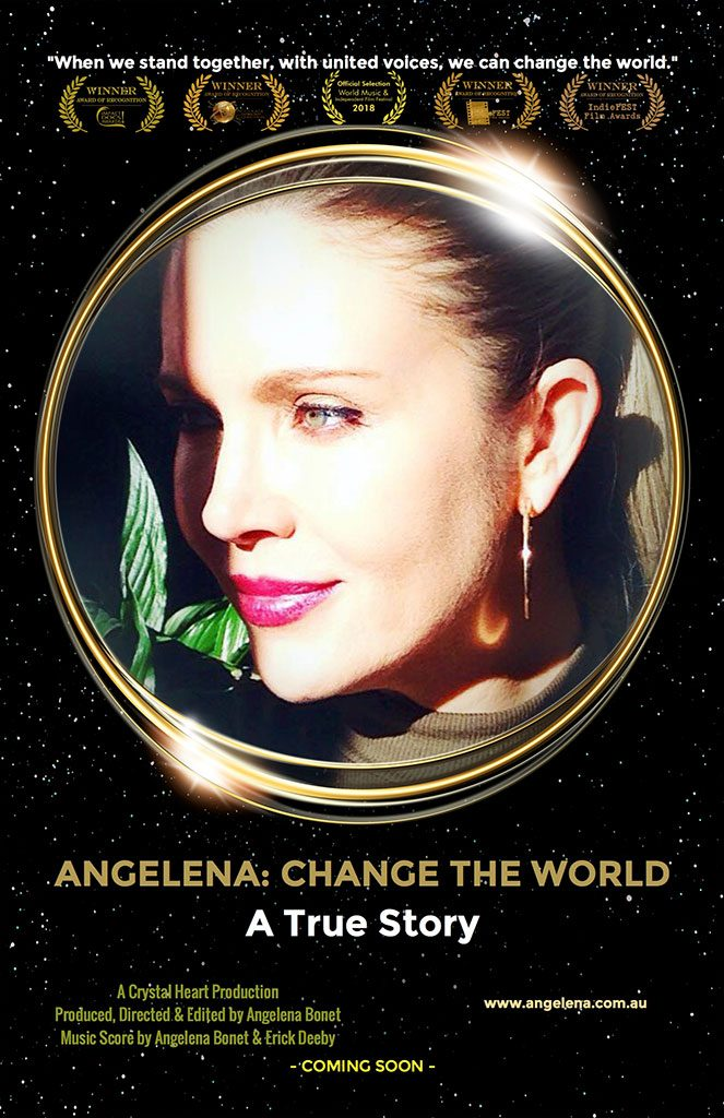 Change The World Official Poster