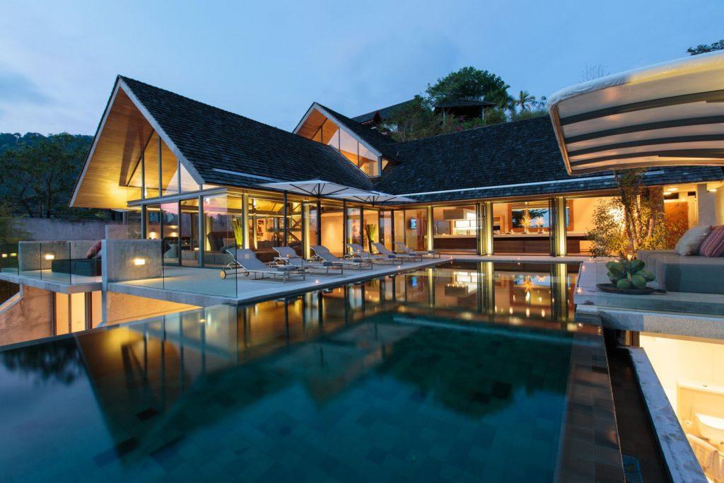 Samsara private estate, Kamala, Phuket, Thailand