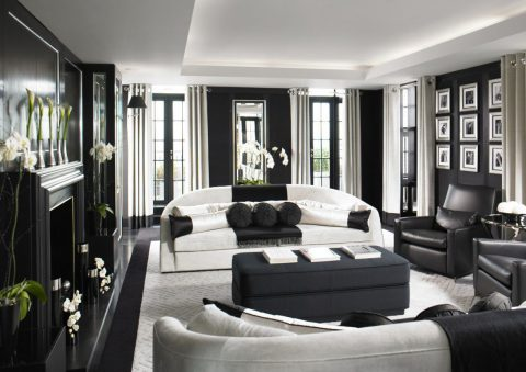 The Grosvenor Penthouse Suite – London, UK