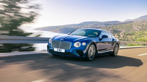 The New Bentley Continental GT. The Definition of Luxury Grand Touring