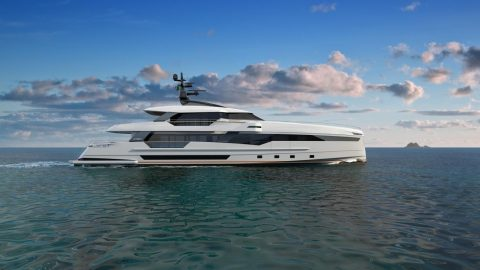 Wider 130  The Yacht of the Future