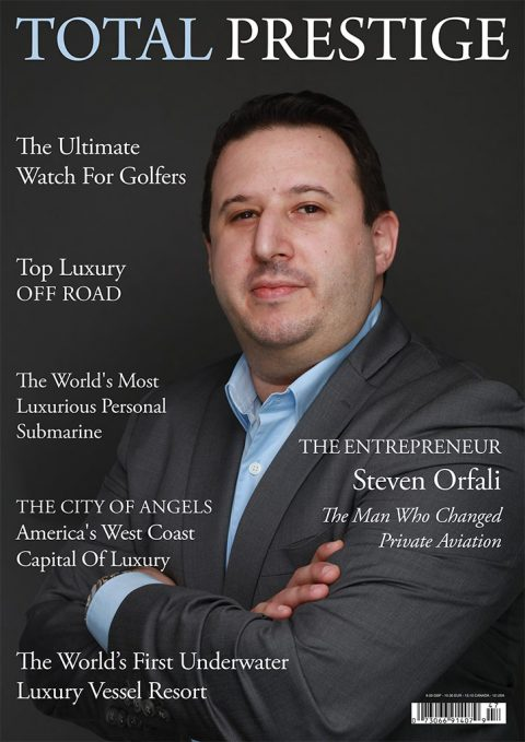 Steven Orfali The man Who Changed Private Aviation