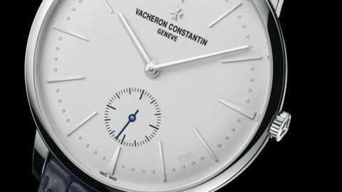 Patrimony Collection Excellence Platine By Vacheron Constantin