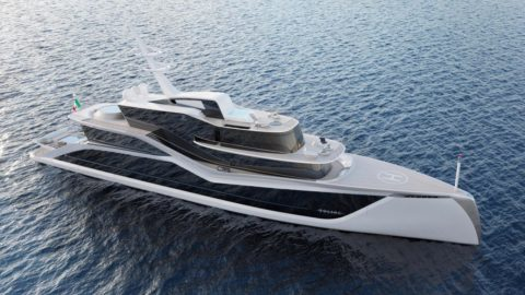 Bolide. Beyond The Classic Limits Of Yachting