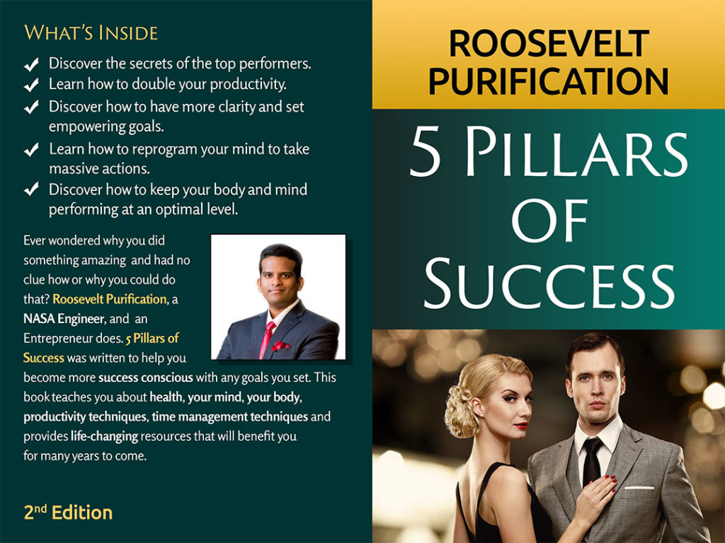"""5 Pillars of Success"""