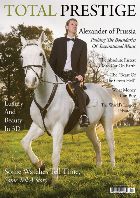 TotalPrestige Alexander of Prussia Cover