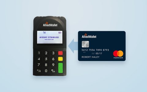 Allied Wallet Projects Significant Growth Upon Chip and Pin mPOS Launch