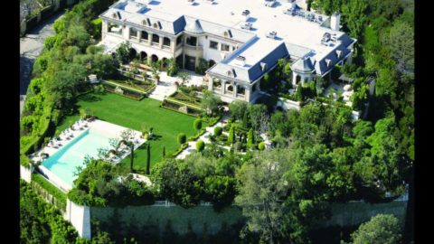 Stunning Property in Bel Air $85,000,000 A stately residence that radiates timeless grandeur