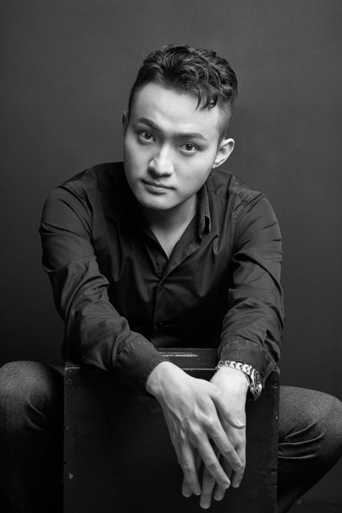 Justin Sun Founder and CEO of TRON