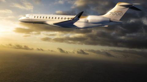 The World's Largest Private Jet