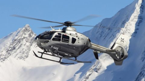 """Bed and Heli"" helicopter ski safaris"