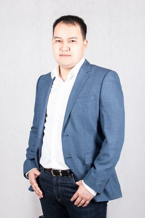 Malik Murzashev CEO of Ice Rock Mining