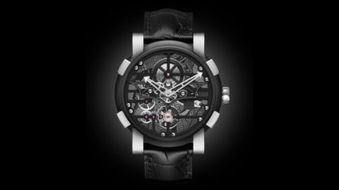The New Skylab Batman. A 75 piece limited edition By Romain Jerome
