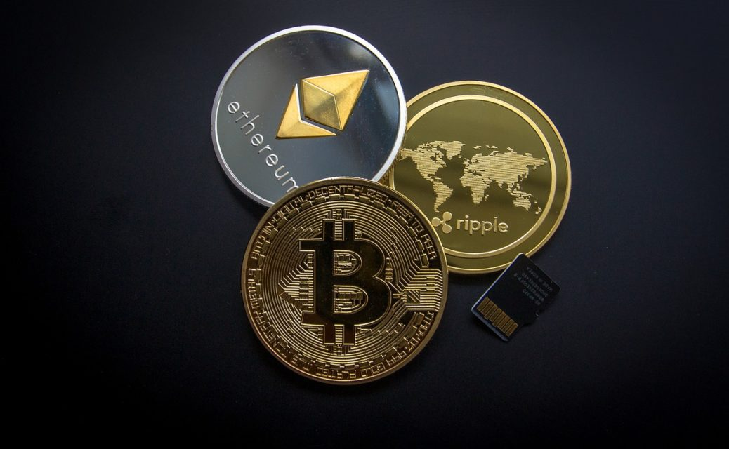 cryptocurrency payments for print advertising