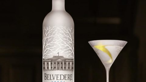 The Official Belvedere 007™ Martini