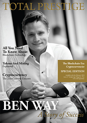 Ben Way - Blockchain Special Edition