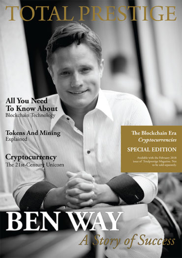 THE BLOCKCHAIN ERA - FEATURING BEN-WAY