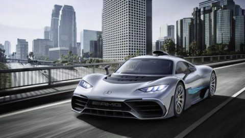Mercedes-AMG Project ONE Brings Formula 1 Technology to the Road