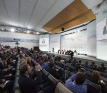 Russian Davos: 2018 Gaidar Forum at RANEPA, Moscow