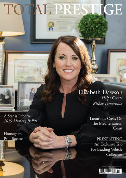 FEBRUARY ISSUE - FEATURING ELISABETH-DAWSON